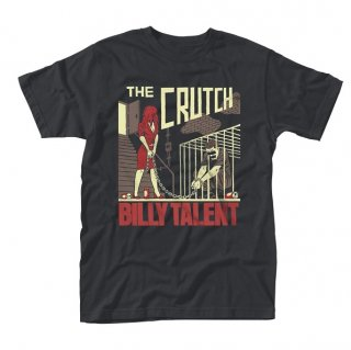 BILLY TALENT The Crutch, Tシャツ<img class='new_mark_img2' src='//img.shop-pro.jp/img/new/icons5.gif' style='border:none;display:inline;margin:0px;padding:0px;width:auto;' />
