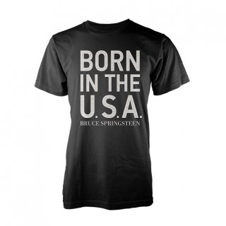 BRUCE SPRINGSTEEN Born In The Usa, Tシャツ<img class='new_mark_img2' src='//img.shop-pro.jp/img/new/icons5.gif' style='border:none;display:inline;margin:0px;padding:0px;width:auto;' />
