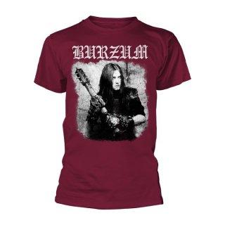BURZUM Anthology 2018 (maroon), Tシャツ