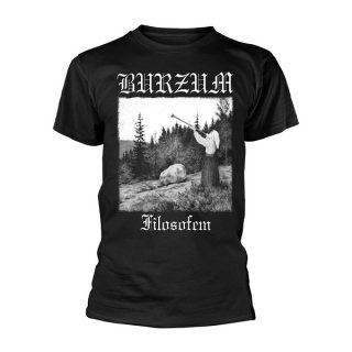 BURZUM Filosofem 2018, Tシャツ<img class='new_mark_img2' src='//img.shop-pro.jp/img/new/icons5.gif' style='border:none;display:inline;margin:0px;padding:0px;width:auto;' />
