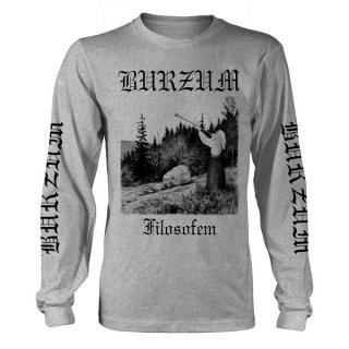 BURZUM Filosofem 3, ロングTシャツ