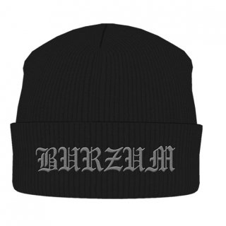 BURZUM Logo, ニットキャップ<img class='new_mark_img2' src='//img.shop-pro.jp/img/new/icons5.gif' style='border:none;display:inline;margin:0px;padding:0px;width:auto;' />