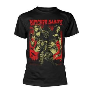BUTCHER BABIES Tower Of Power, Tシャツ<img class='new_mark_img2' src='//img.shop-pro.jp/img/new/icons5.gif' style='border:none;display:inline;margin:0px;padding:0px;width:auto;' />
