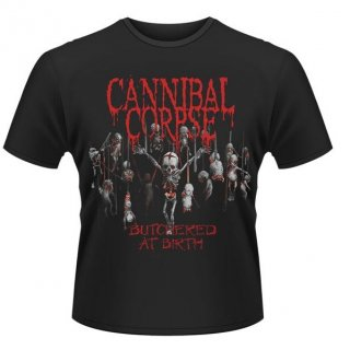 CANNIBAL CORPSE Butchered At Birth (2015), Tシャツ<img class='new_mark_img2' src='//img.shop-pro.jp/img/new/icons5.gif' style='border:none;display:inline;margin:0px;padding:0px;width:auto;' />