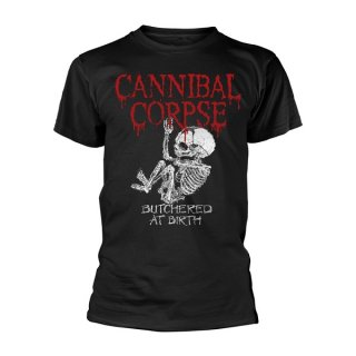 CANNIBAL CORPSE Butchered At Birth Baby, Tシャツ