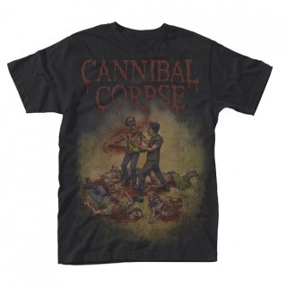 CANNIBAL CORPSE Chainsaw, Tシャツ<img class='new_mark_img2' src='//img.shop-pro.jp/img/new/icons5.gif' style='border:none;display:inline;margin:0px;padding:0px;width:auto;' />