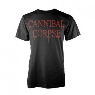 CANNIBAL CORPSE Dripping Logo, Tシャツ<img class='new_mark_img2' src='//img.shop-pro.jp/img/new/icons5.gif' style='border:none;display:inline;margin:0px;padding:0px;width:auto;' />