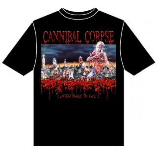 CANNIBAL CORPSE Eaten Back To Life, Tシャツ<img class='new_mark_img2' src='//img.shop-pro.jp/img/new/icons5.gif' style='border:none;display:inline;margin:0px;padding:0px;width:auto;' />