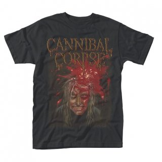 CANNIBAL CORPSE Impact Spatter, Tシャツ<img class='new_mark_img2' src='//img.shop-pro.jp/img/new/icons5.gif' style='border:none;display:inline;margin:0px;padding:0px;width:auto;' />