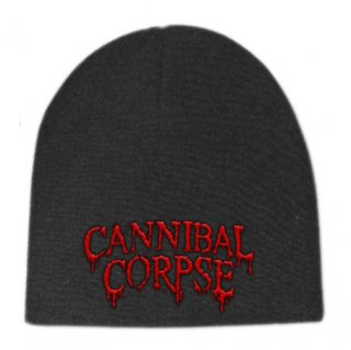 CANNIBAL CORPSE Logo, ニットキャップ<img class='new_mark_img2' src='//img.shop-pro.jp/img/new/icons5.gif' style='border:none;display:inline;margin:0px;padding:0px;width:auto;' />