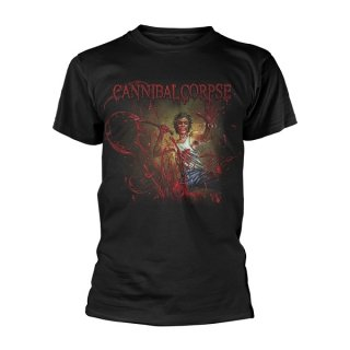 CANNIBAL CORPSE Red Before Black, Tシャツ