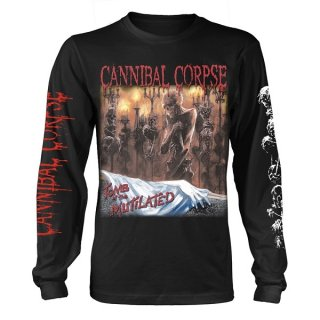 CANNIBAL CORPSE Tomb Of The Mutilated 2, ロングTシャツ