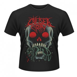 CHELSEA GRIN Skull Bite, Tシャツ<img class='new_mark_img2' src='//img.shop-pro.jp/img/new/icons5.gif' style='border:none;display:inline;margin:0px;padding:0px;width:auto;' />