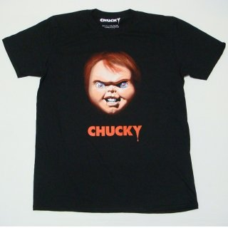 CHILD'S PLAY Chucky Face, Tシャツ<img class='new_mark_img2' src='//img.shop-pro.jp/img/new/icons5.gif' style='border:none;display:inline;margin:0px;padding:0px;width:auto;' />