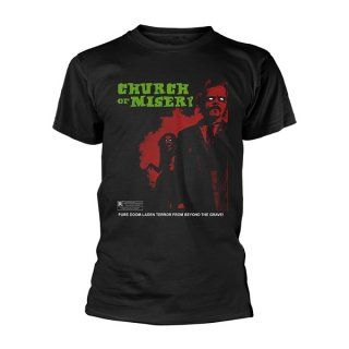CHURCH OF MISERY Rated R, Tシャツ