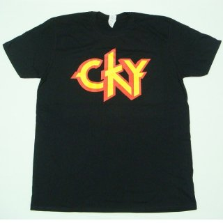 CKY Logo, Tシャツ<img class='new_mark_img2' src='//img.shop-pro.jp/img/new/icons5.gif' style='border:none;display:inline;margin:0px;padding:0px;width:auto;' />