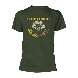 THE CLASH Straight Aces, Tシャツ