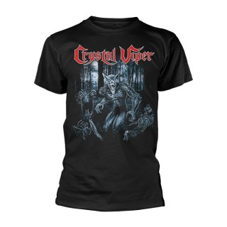 CRYSTAL VIPER Wolf & The Witch, Tシャツ