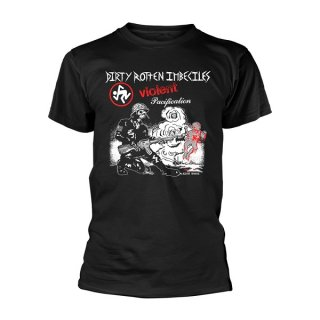 D.R.I. Violent Pacification, Tシャツ<img class='new_mark_img2' src='//img.shop-pro.jp/img/new/icons5.gif' style='border:none;display:inline;margin:0px;padding:0px;width:auto;' />