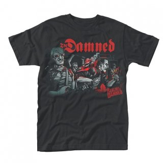 THE DAMNED Realm Of The Damned, Tシャツ<img class='new_mark_img2' src='//img.shop-pro.jp/img/new/icons5.gif' style='border:none;display:inline;margin:0px;padding:0px;width:auto;' />