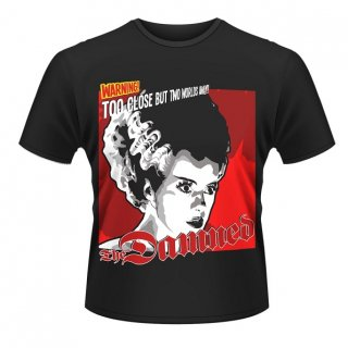 THE DAMNED Warning!, Tシャツ