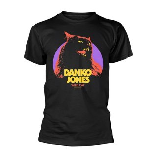DANKO JONES Wild Cat, Tシャツ