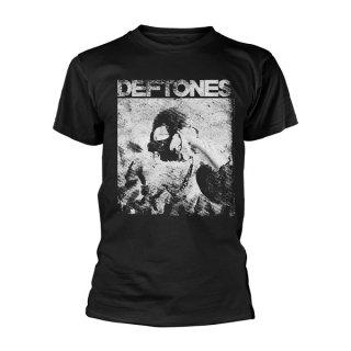 DEFTONES Skull (black), Tシャツ