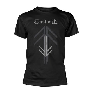 ENSLAVED Rune Cross, Tシャツ