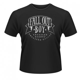 FALL OUT BOY American Beauty, Tシャツ<img class='new_mark_img2' src='//img.shop-pro.jp/img/new/icons5.gif' style='border:none;display:inline;margin:0px;padding:0px;width:auto;' />