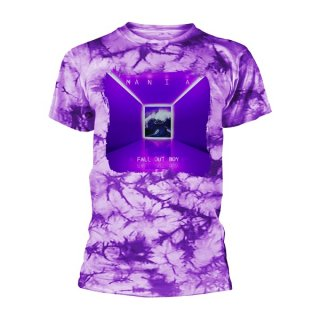 FALL OUT BOY Mania Tie-dye, Tシャツ<img class='new_mark_img2' src='//img.shop-pro.jp/img/new/icons5.gif' style='border:none;display:inline;margin:0px;padding:0px;width:auto;' />