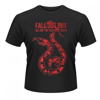 FALL OUT BOY Snake, Tシャツ<img class='new_mark_img2' src='//img.shop-pro.jp/img/new/icons5.gif' style='border:none;display:inline;margin:0px;padding:0px;width:auto;' />