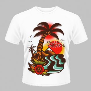 FALLING IN REVERSE Island, Tシャツ<img class='new_mark_img2' src='//img.shop-pro.jp/img/new/icons5.gif' style='border:none;display:inline;margin:0px;padding:0px;width:auto;' />
