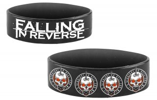 FALLING IN REVERSE Straight To Hell, シリコンリストバンド