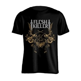 FLESHKILLER Band Logo, Tシャツ<img class='new_mark_img2' src='//img.shop-pro.jp/img/new/icons5.gif' style='border:none;display:inline;margin:0px;padding:0px;width:auto;' />