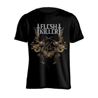 FLESHKILLER Band Logo, Tシャツ