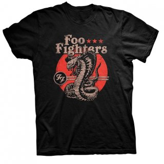 FOO FIGHTERS Snake, Tシャツ<img class='new_mark_img2' src='//img.shop-pro.jp/img/new/icons5.gif' style='border:none;display:inline;margin:0px;padding:0px;width:auto;' />
