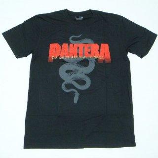 PANTERA Gst Snake Silhouette, Tシャツ