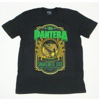 PANTERA Snakebite Xxx Label, Tシャツ