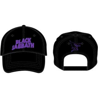 BLACK SABBATH Demon & Logo, キャップ