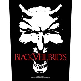 BLACK VEIL BRIDES Devil, バックパッチ