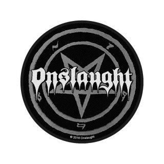 ONSLAUGHT Pentagram, パッチ