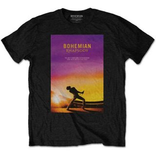 BOHEMIAN RHAPSODY Logo, Tシャツ<img class='new_mark_img2' src='//img.shop-pro.jp/img/new/icons20.gif' style='border:none;display:inline;margin:0px;padding:0px;width:auto;' />