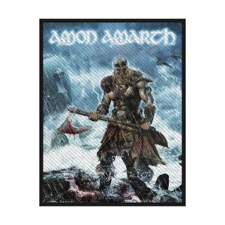 AMON AMARTH Jomsviking, パッチ