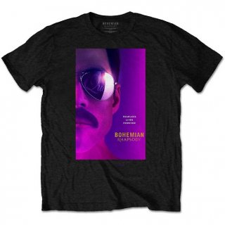 BOHEMIAN RHAPSODY Freddie, Tシャツ<img class='new_mark_img2' src='//img.shop-pro.jp/img/new/icons20.gif' style='border:none;display:inline;margin:0px;padding:0px;width:auto;' />