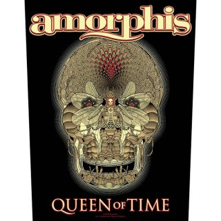 AMORPHIS Queen Of Time, バックパッチ