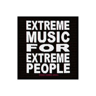 MORBID ANGEL Extreme Music, パッチ