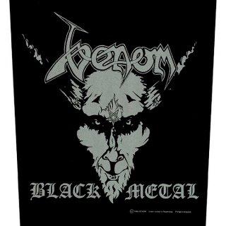 VENOM Black Metal, バックパッチ