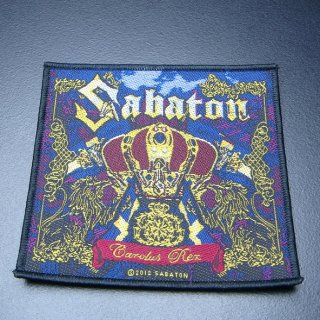 SABATON Carolus Rex, パッチ