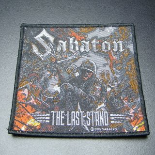SABATON The Last Stand, パッチ