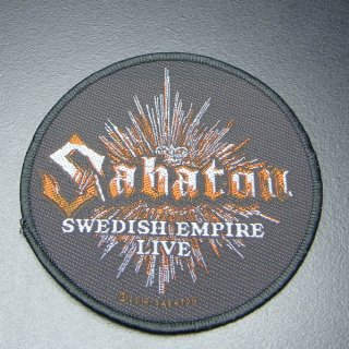 SABATON Swedish Empire, パッチ